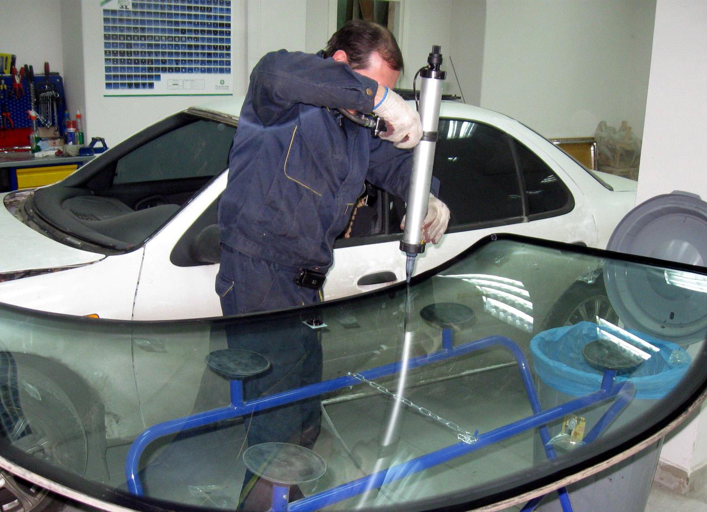 Изготовление автостекло своими руками